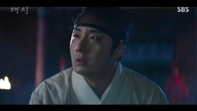 2019 3 26 Jung Il-woo in Haechi Episode 14(27,28) Cr. SBS 1