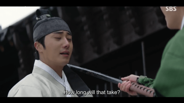2019 3 26 Jung Il-woo in Haechi Episode 14(27,28) Cr. SBS 11