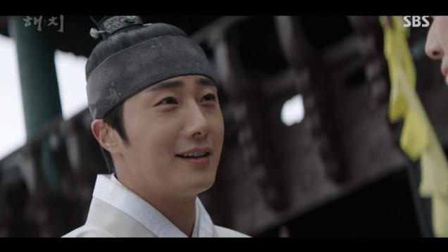2019 3 26 Jung Il-woo in Haechi Episode 14(27,28) Cr. SBS 13