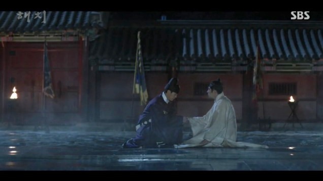2019 3 26 Jung Il-woo in Haechi Episode 14(27,28) Cr. SBS 15