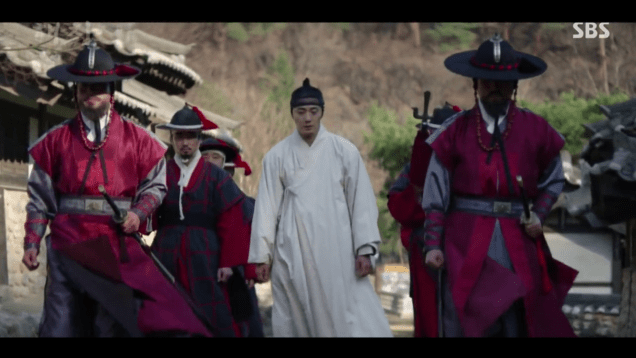 2019 3 26 Jung Il-woo in Haechi Episode 14(27,28) Cr. SBS 17
