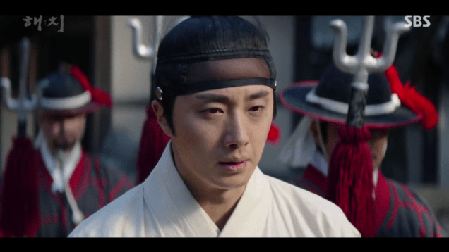 2019 3 26 Jung Il-woo in Haechi Episode 14(27,28) Cr. SBS 18