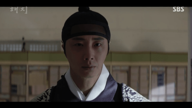 2019 3 26 Jung Il-woo in Haechi Episode 14(27,28) Cr. SBS 27