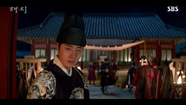 2019 3 26 Jung Il-woo in Haechi Episode 14(27,28) Cr. SBS 29