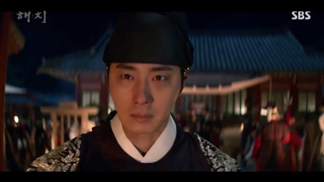 2019 3 26 Jung Il-woo in Haechi Episode 14(27,28) Cr. SBS 31