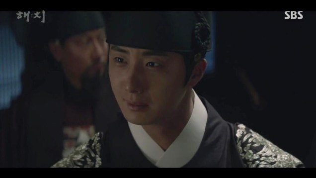 2019 3 26 Jung Il-woo in Haechi Episode 14(27,28) Cr. SBS 35
