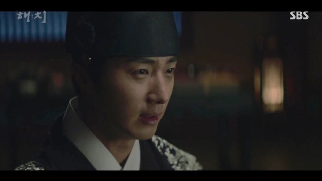 2019 3 26 Jung Il-woo in Haechi Episode 14(27,28) Cr. SBS 42