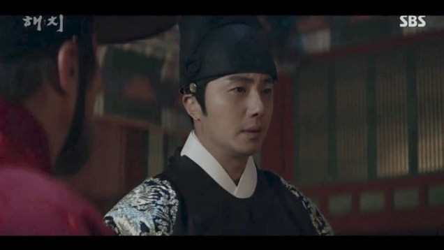 2019 3 26 Jung Il-woo in Haechi Episode 14(27,28) Cr. SBS 47