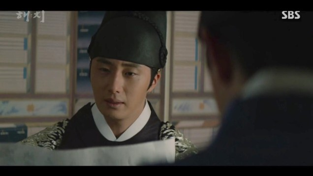 2019 3 26 Jung Il-woo in Haechi Episode 14(27,28) Cr. SBS 53