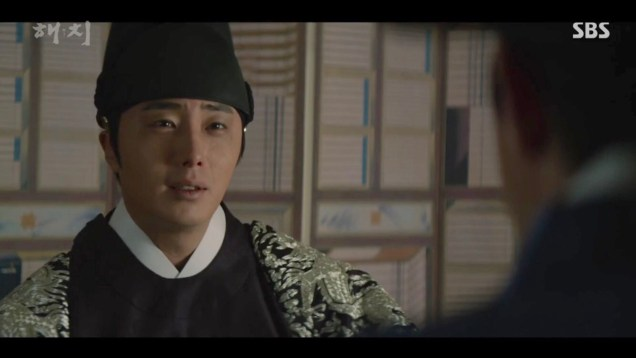 2019 3 26 Jung Il-woo in Haechi Episode 14(27,28) Cr. SBS 54