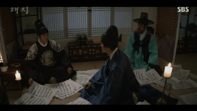 2019 3 26 Jung Il-woo in Haechi Episode 14(27,28) Cr. SBS 63