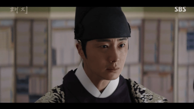 2019 3 26 Jung Il-woo in Haechi Episode 14(27,28) Cr. SBS 64