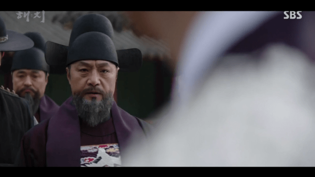2019 3 26 Jung Il-woo in Haechi Episode 14(27,28) Cr. SBS 73