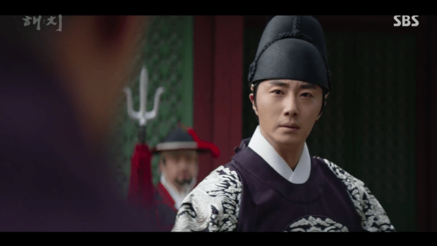 2019 3 26 Jung Il-woo in Haechi Episode 14(27,28) Cr. SBS 74