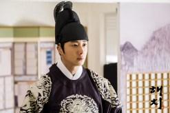 2019 3 26 Jung Il-woo in Haechi Episode 14(27,28) Website & Behnd the Scenes. Cr. SBS 5
