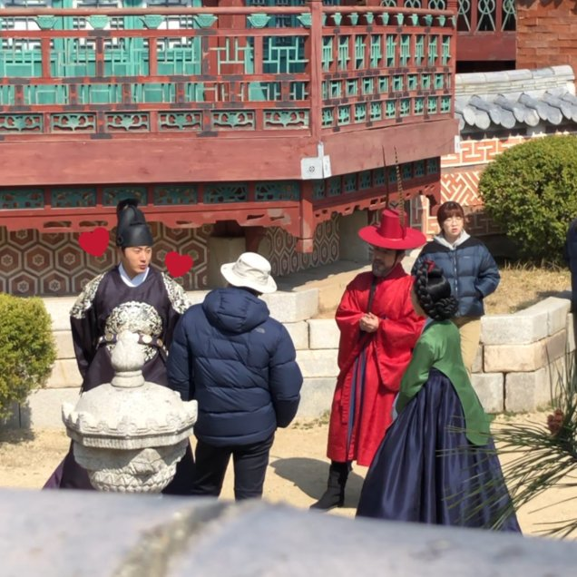 2019 3 26 Jung Il-woo in Haechi Episode 14(27,28) Website & Behnd the Scenes. Cr. SBS 7