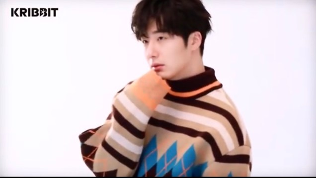 2019 3 Jung Il-woo for Kribbit Magazine: Cover Story. 19