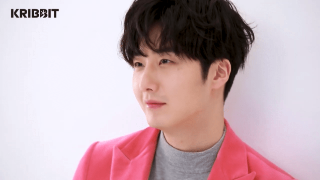 2019 3 Jung Il-woo for Kribbit Magazine: Cover Story. 9