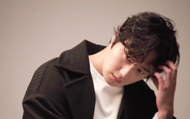 2019 3 Jung Il-woo for Kribbit Magazine: Man in Shadow. JAANKEE 4