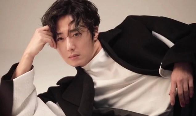 2019 3 Jung Il-woo for Kribbit Magazine: Man in Shadow. JAANKEE 7