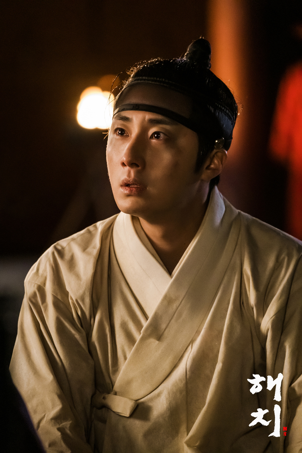 2019 3 Jung Il-woo in Haechi Episode 13 (25-26) Website Photos and Behind the Scenes. 16