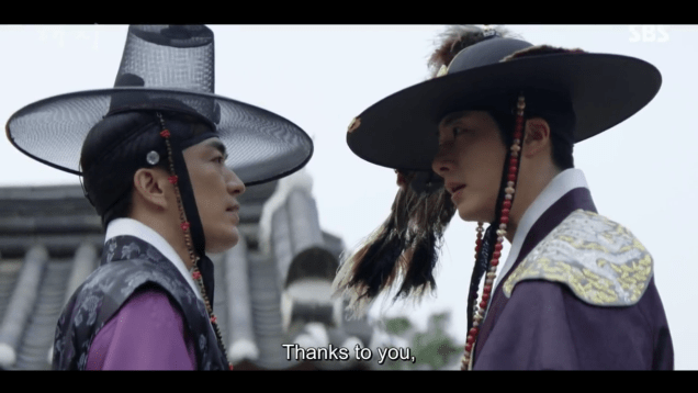 2019 4 1 Jung Il-woo in Haechi Episode 15(29,30) Cr. SBS 28