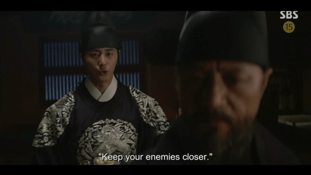 2019 4 1 Jung Il-woo in Haechi Episode 15(29,30) Cr. SBS 3