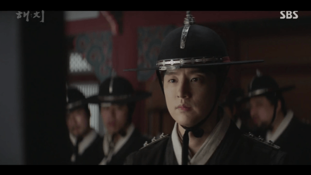 2019 4 1 Jung Il-woo in Haechi Episode 15(29,30) Cr. SBS 34