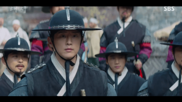2019 4 1 Jung Il-woo in Haechi Episode 15(29,30) Cr. SBS 38