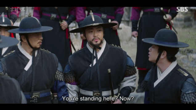 2019 4 1 Jung Il-woo in Haechi Episode 15(29,30) Cr. SBS 41