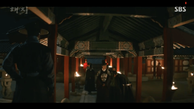 2019 4 1 Jung Il-woo in Haechi Episode 15(29,30) Cr. SBS 52