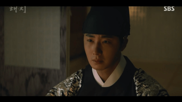 2019 4 1 Jung Il-woo in Haechi Episode 15(29,30) Cr. SBS 58