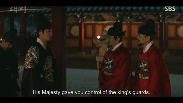 2019 4 1 Jung Il-woo in Haechi Episode 15(29,30) Cr. SBS 64