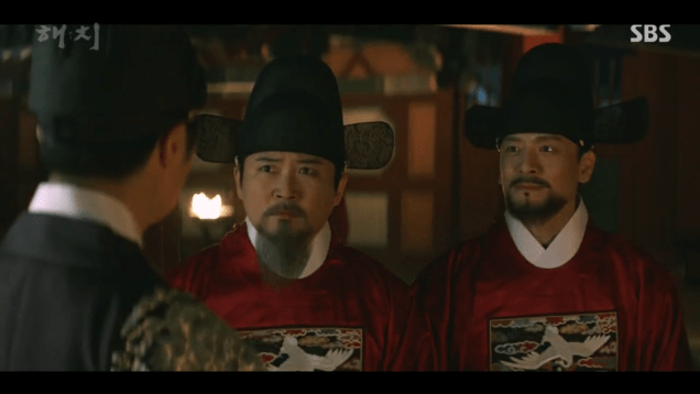 2019 4 1 Jung Il-woo in Haechi Episode 15(29,30) Cr. SBS 65
