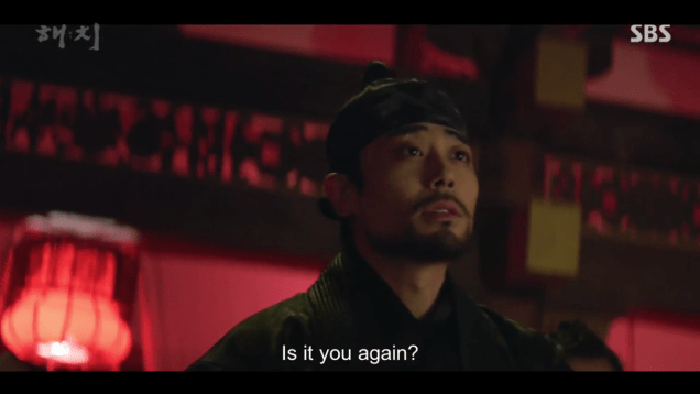 2019 4 1 Jung Il-woo in Haechi Episode 15(29,30) Cr. SBS 67