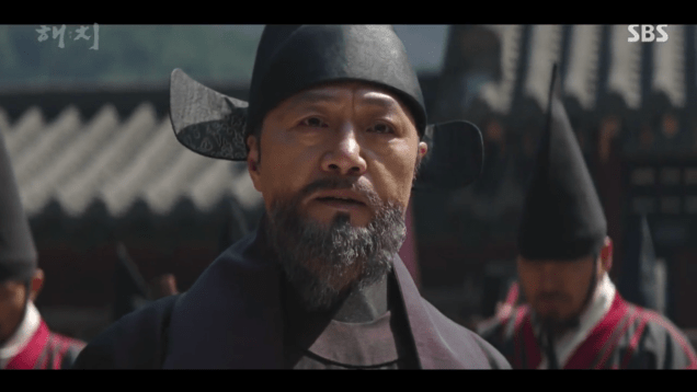 2019 4 1 Jung Il-woo in Haechi Episode 15(29,30) Cr. SBS 7