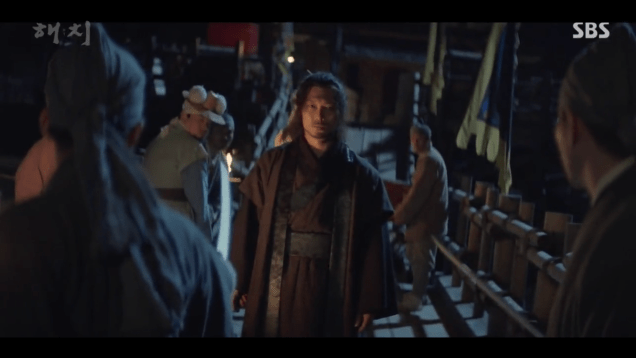 2019 4 1 Jung Il-woo in Haechi Episode 15(29,30) Cr. SBS 70