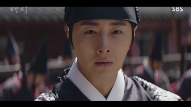 2019 4 1 Jung Il-woo in Haechi Episode 15(29,30) Cr. SBS 8
