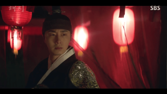2019 4 1 Jung Il-woo in Haechi Episode 15(29,30) Cr. SBS 80