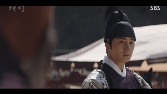 2019 4 1 Jung Il-woo in Haechi Episode 15(29,30) Cr. SBS 9