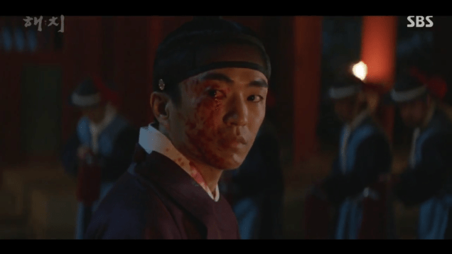 2019 4 1 Jung Il-woo in Haechi Episode 15(29,30) Cr. SBS 99