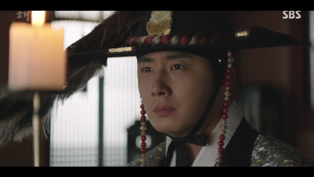 2019 4 2 Jung Il-woo in Haechi Episode 16 (31-32) Cr. SBS 22