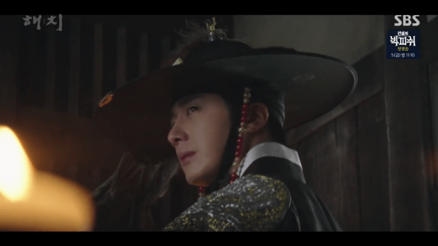 2019 4 2 Jung Il-woo in Haechi Episode 16 (31-32) Cr. SBS 33