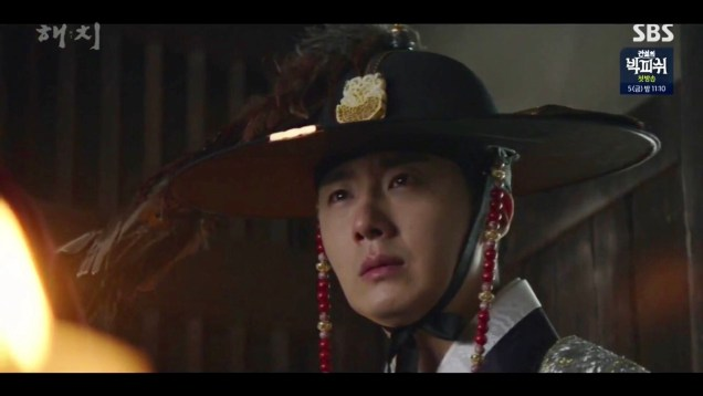2019 4 2 Jung Il-woo in Haechi Episode 16 (31-32) Cr. SBS 34