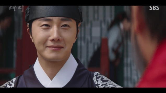 2019 4 2 Jung Il-woo in Haechi Episode 16 (31-32) Cr. SBS 43