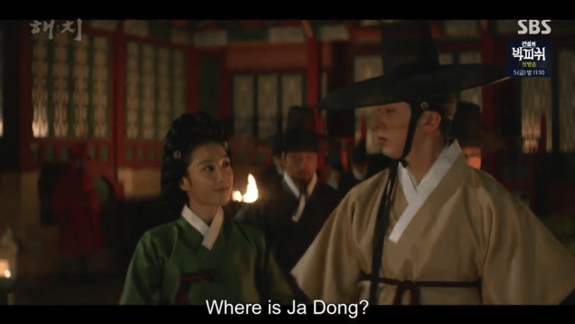2019 4 2 Jung Il-woo in Haechi Episode 16 (31-32) Cr. SBS 47