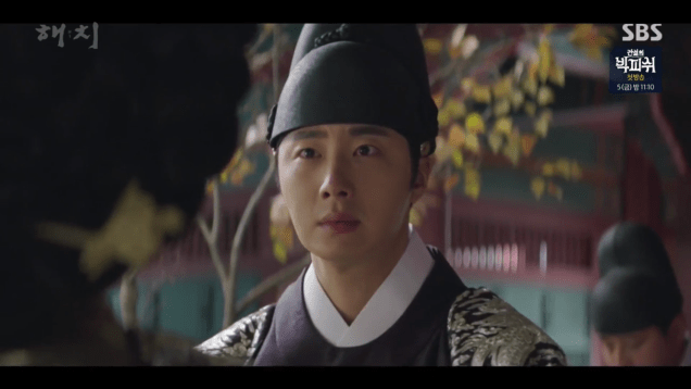 2019 4 2 Jung Il-woo in Haechi Episode 16 (31-32) Cr. SBS 68