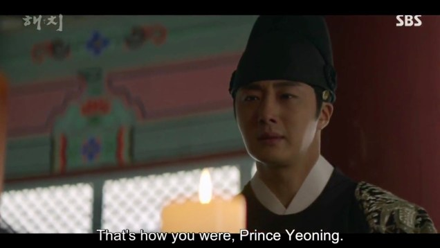 2019 4 2 Jung Il-woo in Haechi Episode 16 (31-32) Cr. SBS 72