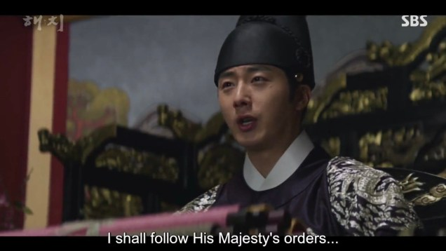 2019 4 2 Jung Il-woo in Haechi Episode 16 (31-32) Cr. SBS 78