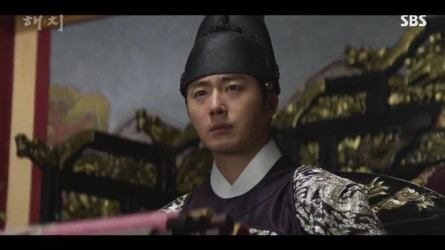 2019 4 2 Jung Il-woo in Haechi Episode 16 (31-32) Cr. SBS 81